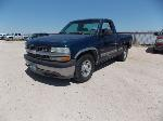 Lot: 7 - 1999 CHEVY 1500 SWB PICKUP