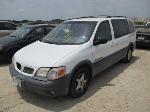 Lot: 03-218612 - 2000 Pontiac Montana Van