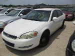 Lot: 08-309557 - 2007 Chevrolet Impala