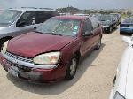 Lot: 12-206699 - 2005 Chevrolet Malibu