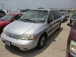 Lot: 13-A49678 - 2002 Ford Windstar Van