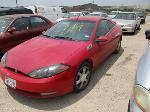 Lot: 14-603528 - 2000 Mercury Cougar