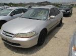 Lot: 20-025925 - 1999 Honda Accord