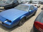 Lot: 23-189793 - 1986 Chevrolet Camaro