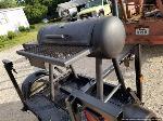 Lot: 161 - BBQ Pit Trailer