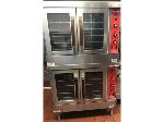 Lot: 6 - Vulcan Convection Double Oven