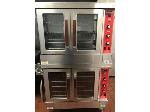 Lot: 7 - Vulcan Convection Double Oven