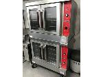 Lot: 8 - Vulcan Convection Double Oven