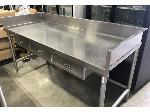 Lot: 30 - Stainless steel Work Table