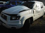 Lot: 08-621500C - 2007 HONDA RIDGELINE PICKUP
