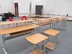 Lot: 1&2 - (4) Desks & (5) Chairs