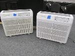 Lot: 14 - (2) Portable Air Purifiers