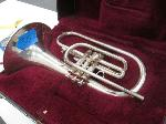 Lot: 50 - King Marching French Horn