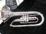 Lot: 75 - Conn Marching French Horn