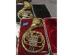 Lot: 104 - (2) Olds Single French horns