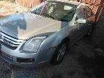 Lot: 17-623631C - 2007 FORD FUSION