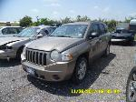 Lot: 1244 - 2007 JEEP COMPASS SUV