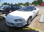 Lot: 1259 - 2002 CHEVY CAMARO