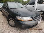 Lot: 15.FW - 2001 HONDA ACCORD
