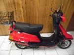 Lot: A7161 - 1995 Yamaha 125 Riva Gas Scooter