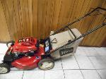 Lot: A7164 - Working Toro Lawn Mower w/Mulch Bag