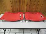 Lot: A7189 - Pair of Ironton Heavy Duty Car Dollies