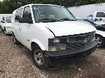 Lot: 352 - 2001 CHEVROLET ASTRO VAN