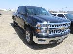 Lot: 1.SO - 2014 CHERVOLET SILVERADO LT PICKUP