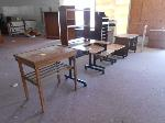 Lot: 12.HC - (8) TABLES AND SHELVES