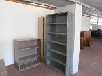 Lot: 13.HC - (5) METAL SHELVING UNITS