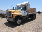 Lot: 20.P3 - 1996 GMC TOP KICK DUMP TRUCK