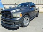 Lot: B8040465 - 2003 DODGE RAM 1500 LARAMIE QUAD CAB PICKUP - *KEY