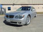 Lot: B8040516 - 2006 BMW 750i