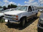 Lot: 0625-08 - 1996 CHEVROLET SUBURBAN SUV