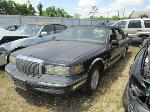 Lot: 0625-46 - 1996 LINCOLN TOWN CAR