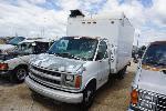 Lot: 8-127672 - 1999 Chevrolet Express Van