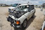 Lot: 9-131722 - 1998 Land Rover Discovery SUV