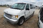 Lot: 10-131635 - 1998 Ford E-350 Super Duty Van<BR><span style=color:red>Updated 6/26/18</span>