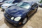 Lot: 12-131384 - 2001 Lexus GS 430