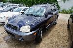 Lot: 15-130808 - 2004 Hyundai Santa Fe SUV