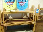Lot: 115 - (2) Benches & Tables