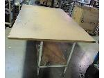 Lot: 55-018 - Work Table - 5 Ft x 8 ft