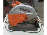 Lot: 55-020 - Ridgid Cut Off Saw - No Power