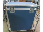 Lot: 55-034 - Blue Calzone Road Case - 32x22x37
