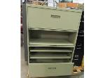 Lot: 55-037 - Hon Lateral file w/ Sliding Shelves