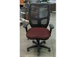 Lot: 55-054 - Mesh Backed Office Chair