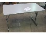 Lot: 55-055 - Folding Table - 48x24
