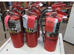 Lot: 55-086 - (6) Fire Extinguishers