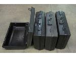 Lot: 55-092 - (4) Equipment Cases - 20x13x6-in