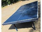 Lot: 55-105 - Stiga Professional Folding Ping Pong Table